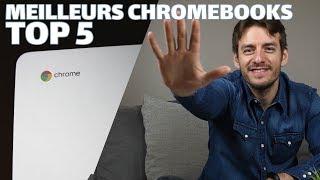 TOP 5 CHROMEBOOK : LES MEILLEURS CHROMEBOOK - TECH LIVE (TechLiveFR)