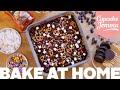 Super Easy No-Bake Lockdown Fridge Cake Recipe!   Bake At Home   Cupcake Jemma