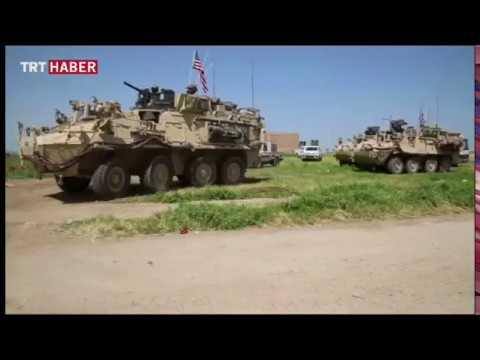 Pentagon: Münbiç'te Türkiye ile iletişimimiz yakın ve devamlı