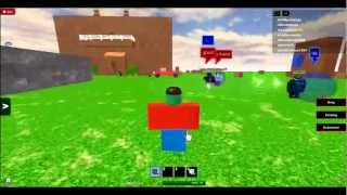 ROBLOX - infectedboy kills EvilRyu252525