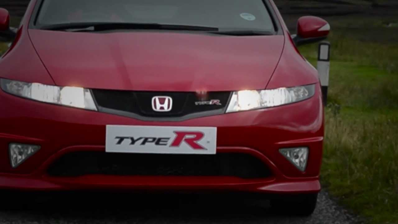 honda civic type r gt fn2 hot hatch video review youtube. Black Bedroom Furniture Sets. Home Design Ideas
