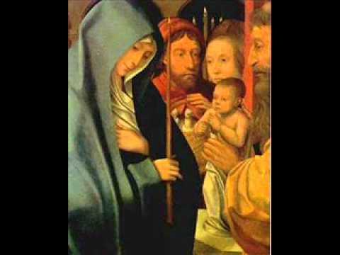 Лотти Антонио - Mass for Three Voices