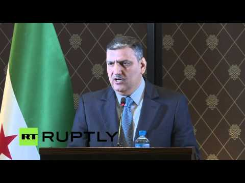 LIVE: Intra-Syria talks continue in Geneva - Press statement by Syrian opposition HNC
