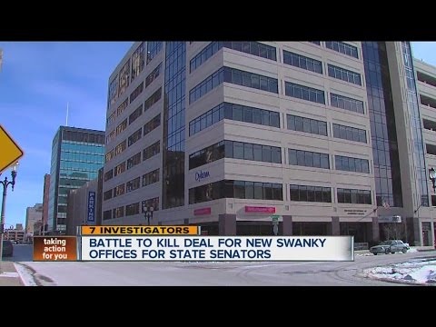 Battle to kill deal for new state Senate offices in Lansing