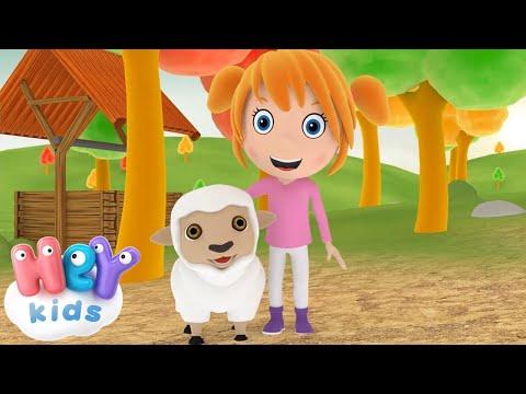 Мэри и Ягненок - Песенки Для Детей - Сборник Детских Песен