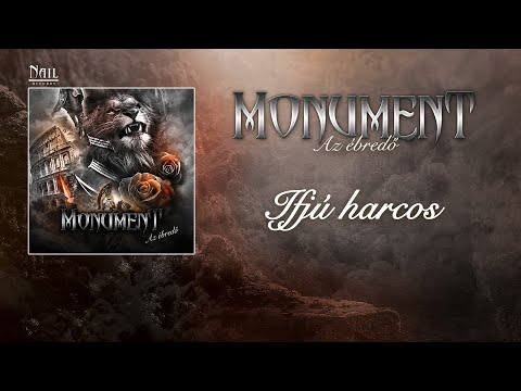 Monument - Ifjú harcos (Hivatalos szöveges videó / Official Lyric Video)