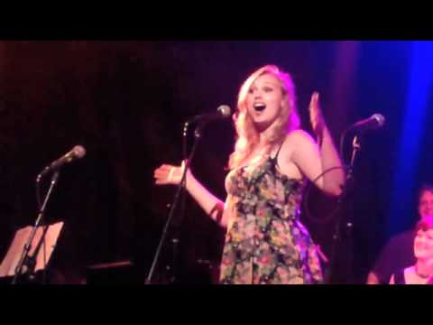 CHARLOTTE MALTBY singing CARNER & GREGORS 8-BAR AUDITION SONG