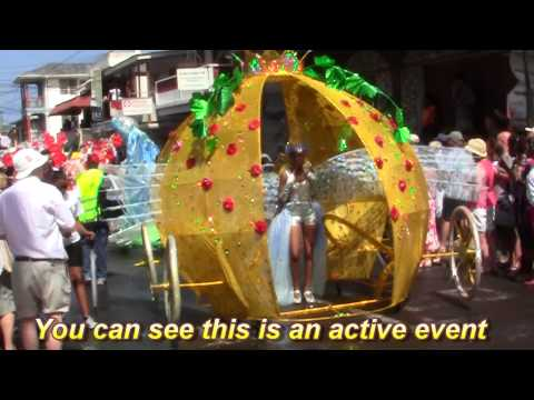 Dominica Carnival Calypso Music 2013