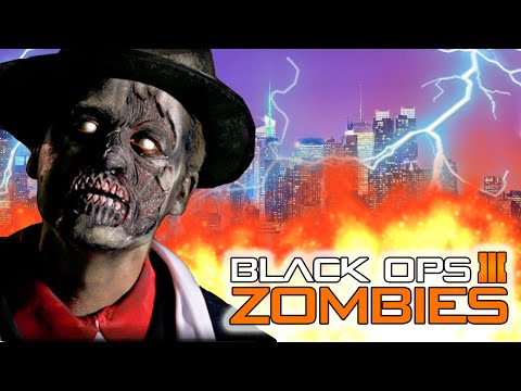Black Ops 3 Zombies - SAMANTHA CONTROL, 1920 GANGSTER ZOMBIES, & NEW SCREENSHOTS! (Call of Duty)