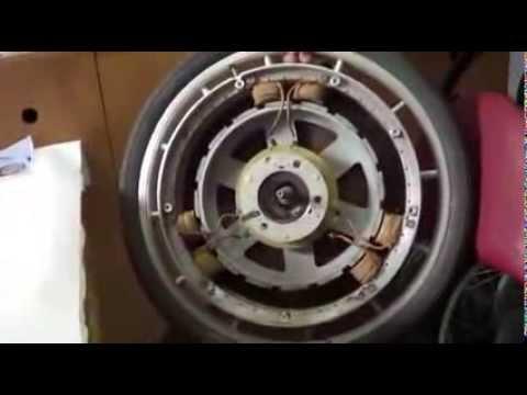 Мотор-колесо Шкондина