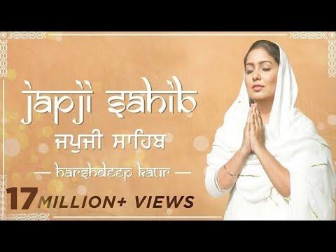 Japji Sahib Full Path by Harshdeep Kaur