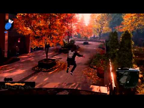 InFamous: Second Son - Cole's Legacy Walkthrough part 1