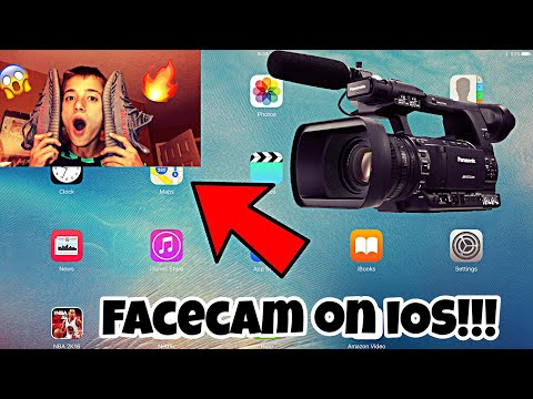 How To Get A Facecam For Your Videos On iOS