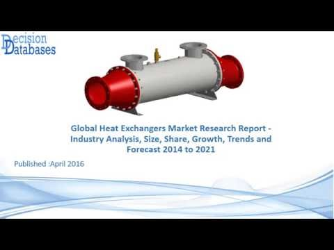 Latest Heat Exchangers Market Research Report 2014 - 2021