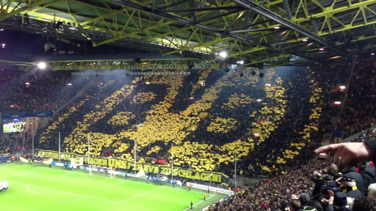 Dortmund Fans Name 04.12.12 Dortmund Fans hd