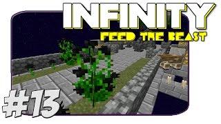 FTB Infinity - Starting Forbidden Magic - Part 13