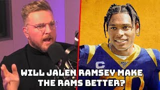 Will Jalen Ramsey Make The Rams Better?