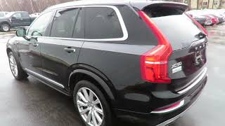 2016 Volvo XC90 LKFT1177A