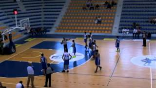 Basquetbol Varonil ITESM Toluca vs UAQ Universiada Nacional 2013