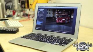 11 Apple MacBook Air Review (2011)