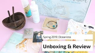 Oceanista Review Spring 2019: Lifestyle Subscription Box