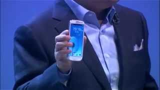 Galaxy S3 - Samsung Mobile Unpacked 2012 event - in 3D