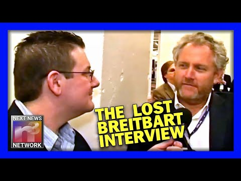 Andrew Breitbart: The power of internet media