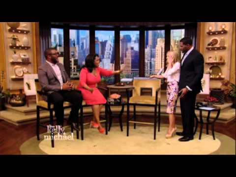 Oprah Winfrey Makes Surprise Visit With Tyler Perry To live With Kelly And Michael video