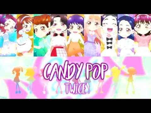 Nightcore ・ Candy Pop - TWICE /Switching Vocals/