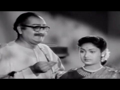 Missamma Movie || Climax Scene || Ntr, Anr, Svr, Savitri,jamuna video