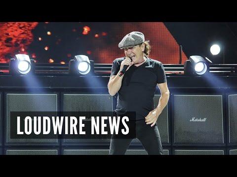 AC/DC'S Brian Johnson in Danger of 'Total Hearing Loss,' Band Postpones Tour