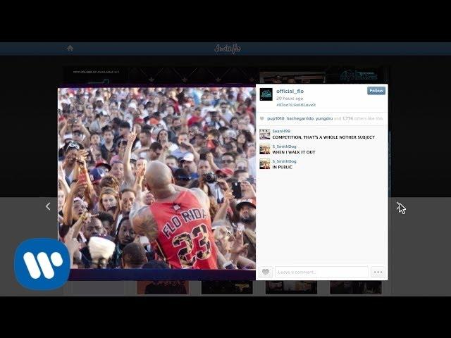 Flo Rida ft. Robin Thicke & Verdine White - I Don't Like It, I Love It [Lyric Video]