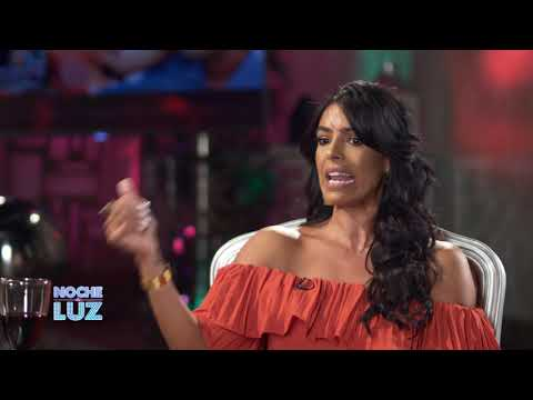 EN EXCLUSIVA Lizbeth Santos habla todo sobre su carrera y divorcio. 1-2