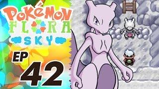 Let's Play Pokemon: Flora Sky - Part 42 - Keldeo, Lugia, Deoxys, Mewtwo!