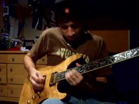 Nobody Else - Los Lonely Boys (Guitar Cover)