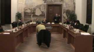video Le riprese sono state realizzate dall'Associazione Floyd. La riprese del Consiglio Comunale sono diffuse, mediante la pubblicazione sul sito istituzionale del Comune di Solofra, secondo quanto...