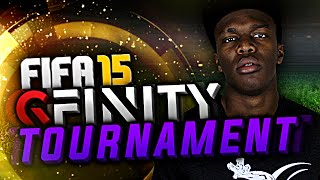 FIFA 15 - My Gfinity Tournament Highlights!!