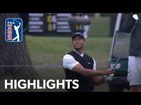 Tiger Woods takes solo lead | Round 2 | ZOZO 2019