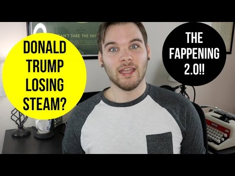 THE FAPPENING 2.0!! DONALD TRUMP LOSING SUPPORT?!