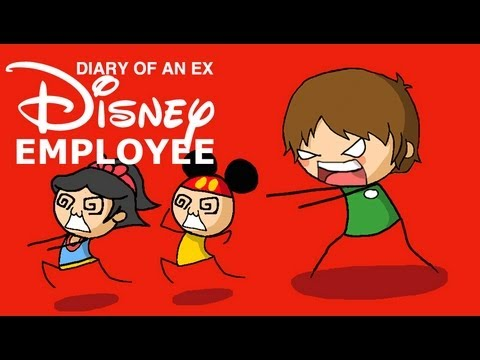 Diary of an ex Disney Employee