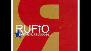 Watch Rufio In My Eyes video