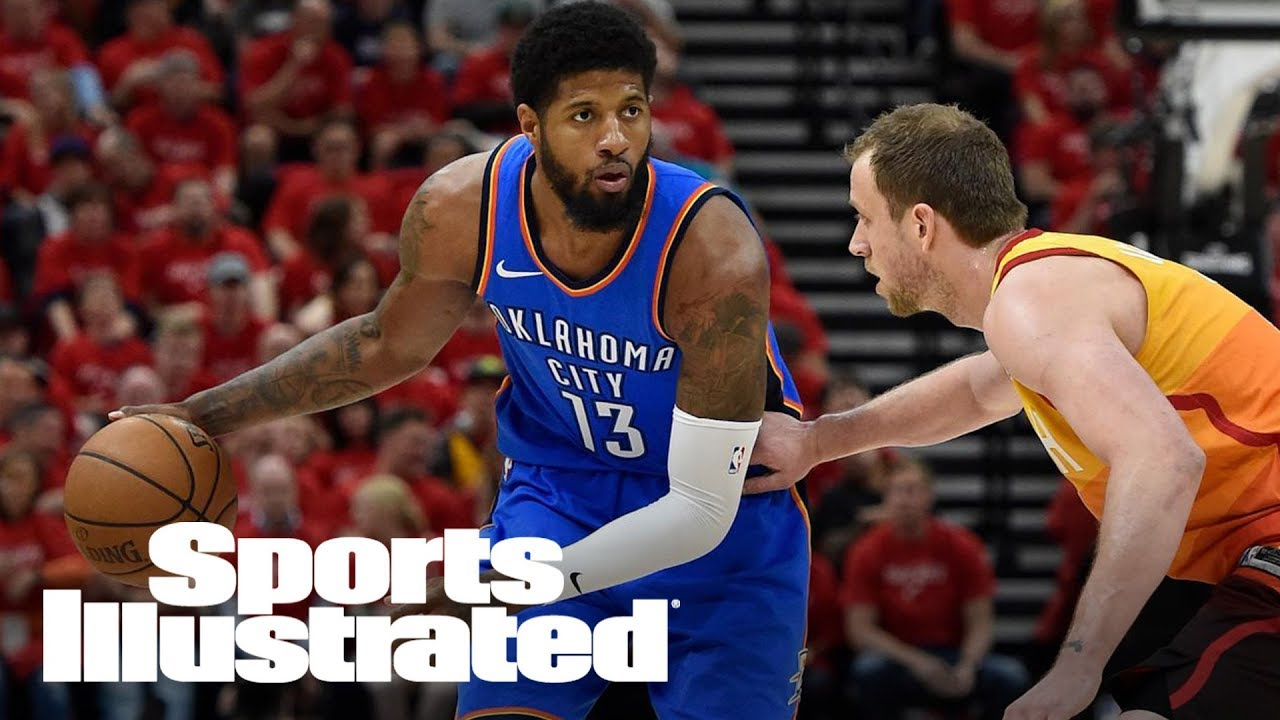 Has Paul George Already Made Up His Mind To Leave Oklahoma City? | SI Wire | Sports Illustrated