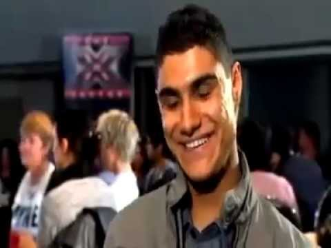Iraqi warfare survivor on X Factor Australia – Emmanuel Kelly