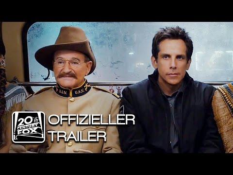 Nachts im Museum - Das geheimnisvolle Grabmal | Offizieller Trailer #1 | Deutsch HD (Robin Williams)