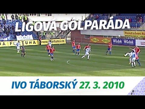 Ligová gólparáda - Ivo Táborský