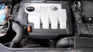 Motor Sesi: VW Golf 5 / 1.9 TDI / 105 PS