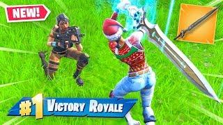 The Infinity Sword Is BROKEN! - Fortnite Battle Royale