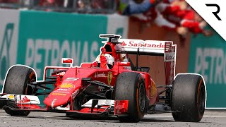 Why Vettel's Ferrari F1 dream was doomed before it started