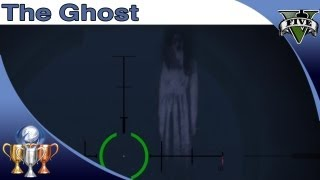 GTA 5 Easter Egg - The Ghost of Mount Gordo (Grand Theft Auto V)