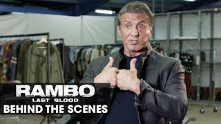 "Rambo: Last Blood (2019 Movie) Official BTS ""Vengeance"" – Sylvester Stallone"